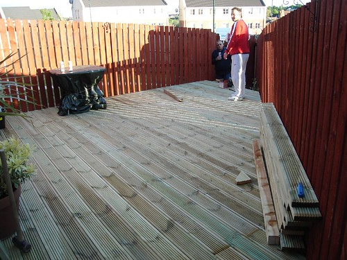 Problems With Composite Decking Reviews Trex Decking