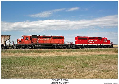 railroad train diesel railway trains northdakota locomotive canadianpacific trainengine cp voltaire cprail emd sd402 sixaxle