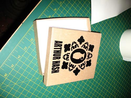 CD box design 4 snag