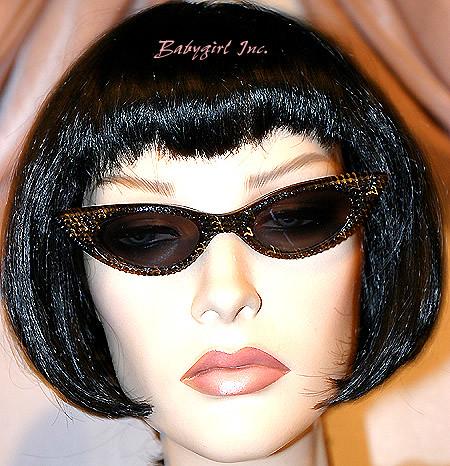 Cat Eye Sunglasses T-Shirts, Cat Eye Sunglasses Gifts, Art