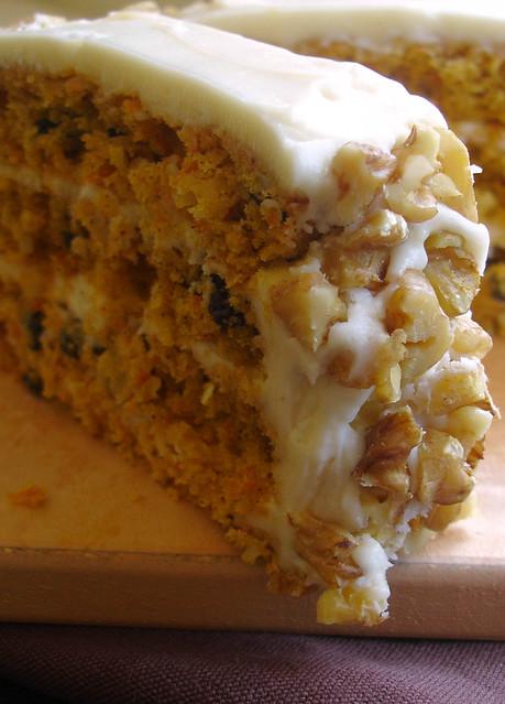 Layer Carrot Cake Recipe  Inch Circle Pan