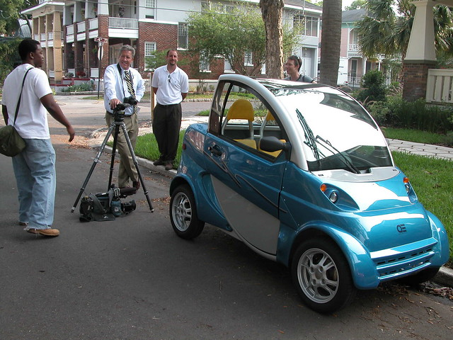 Kurrent Electric Car