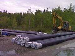 pipeline transport(0.0), asphalt(1.0), vehicle(1.0),