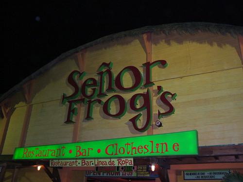 Senor Frog's 2