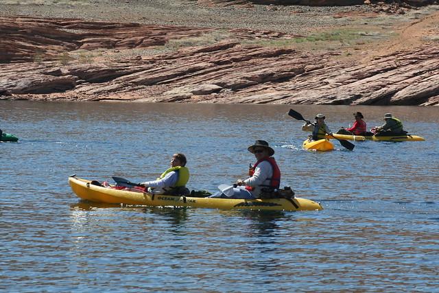 Lake powell kayak 020 flickr photo sharing for Annette hein