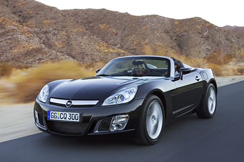 Opel Gt Cabrio Of The Year The New Opel Gt Awarded As