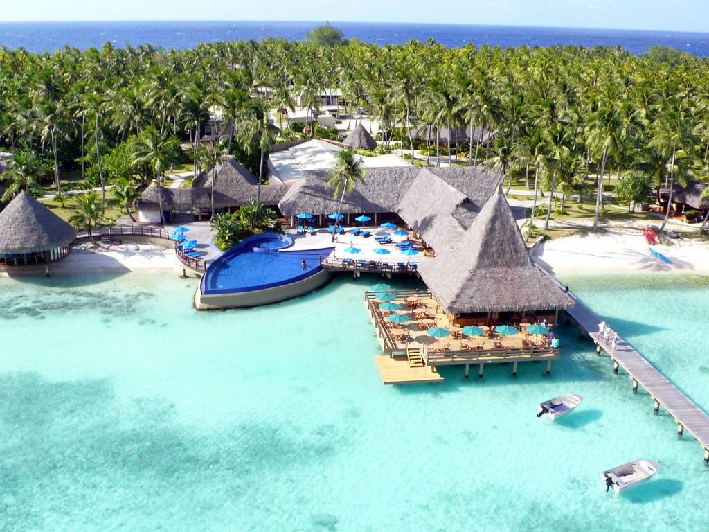 атолл Французская Полинезия