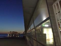 Scheveningen Pier by Twilight