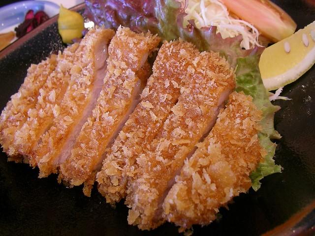 Kurobuta Tonkatsu 黒豚とんかつ定食