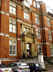 The Royal Marsden Hospital Fulham Rd SW3