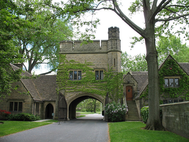 Ford Mansion Grosse Pointe http://www.flickr.com/photos/decojim/501597893/