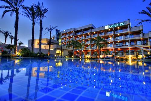 Hotel Selenza Thalasso - Wellness 4*S, Estepona, Málaga