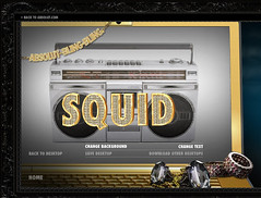 absolut squid