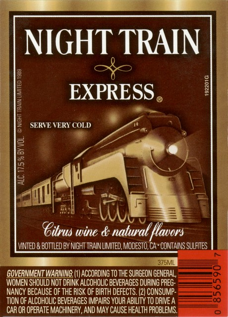 Night train express flickr photo sharing for Cocktail express