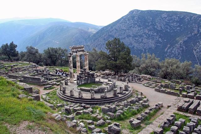 Delphi - Δελφοί