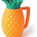 Pineapple Pitcher, 1960s