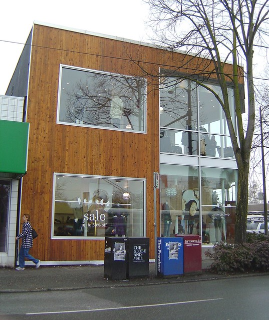 Shoe Store Broadway And Macdonald