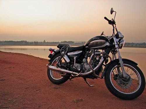 My ride: Royal Enfield Thunderbird