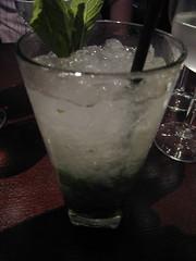 food(0.0), beer cocktail(0.0), distilled beverage(1.0), liqueur(1.0), mint julep(1.0), drink(1.0), cocktail(1.0), alcoholic beverage(1.0),