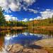 Dreamy Afternoon at the lake | Parc Mauricie, Quebec, Canada | davidgiralphoto.com by David Giral | davidgiralphoto.com