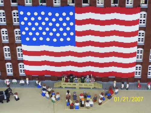 THE LEGO MILLYARD PROJECT