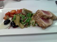 Deconstructed Salad Nicoise