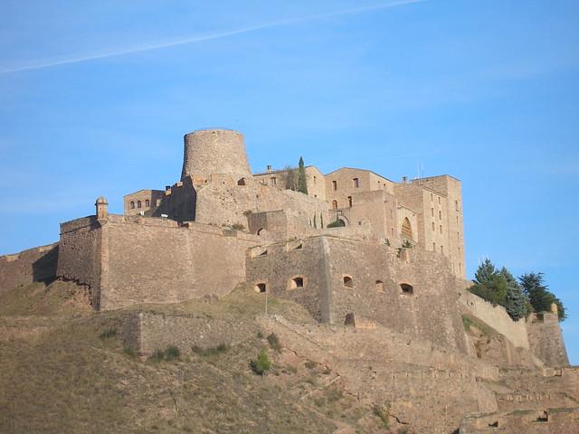 Castell de Cardona  Flickr - Photo Sharing!