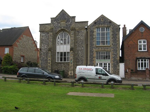 church norfolk kingdom itv swaffham stephenfry