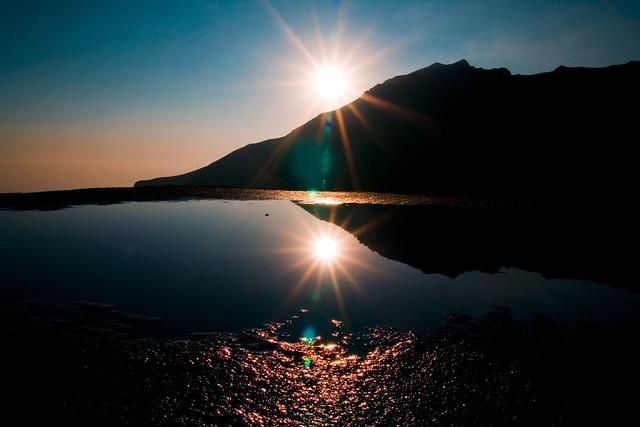 Reflejando un Sol