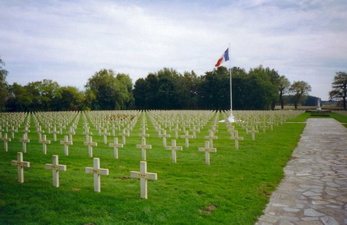French national cemetery near Ypres | by R/DV/RS