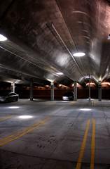 Nelson-Atkins Parking Garage