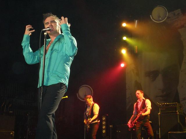 Morrissey & James Dean