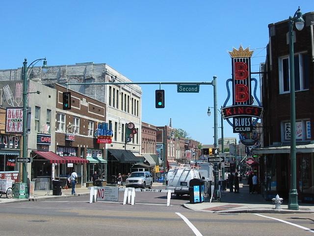 20: Beale Street, Memphis, TN
