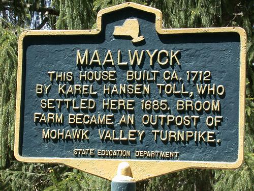 Maalwyck marker