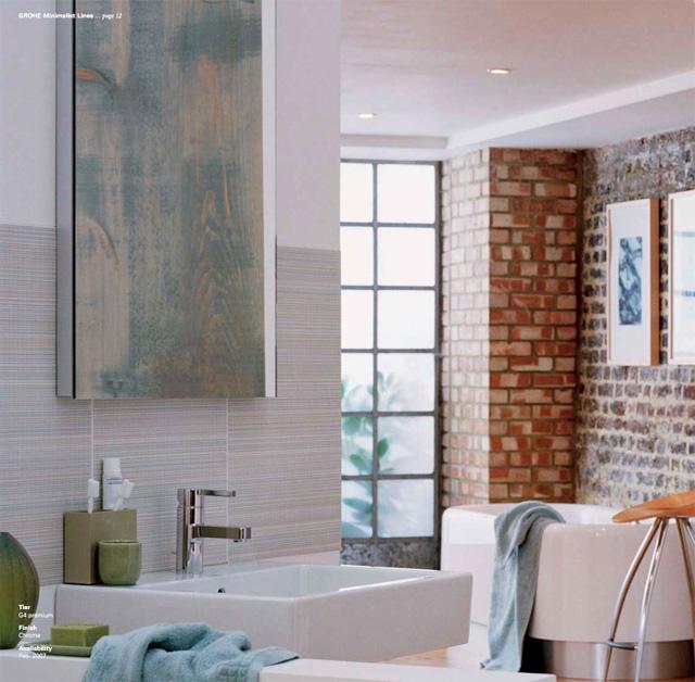 Dream bathroom in dream home