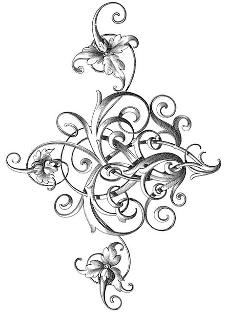 Clipart Vine Border Free To Use