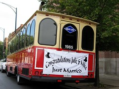 weddingtrolley2007 | by lobstar28