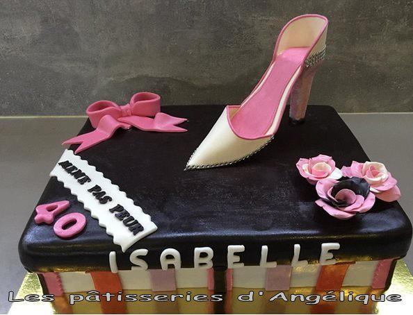 Cake by Les Pâtisseries d'Angelique