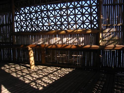 Bahay Kubo Design Bamboo