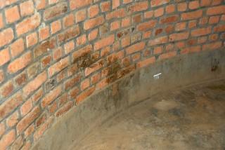 Image of Genocide Memorial. rwanda nyamata africa0703