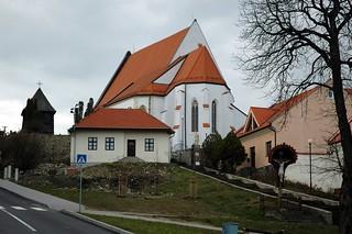 Typical Slovakian church