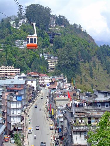 Gangtok, Ropeway 1