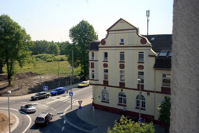 Castrop - Rauxel Schwerin Kreisverkehr und Casino 04.05.2007 02