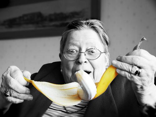 grandma banana