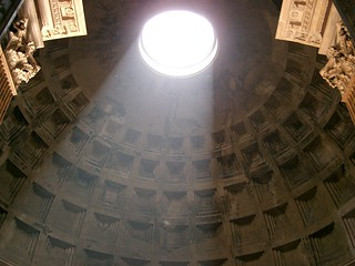 Dome Roof of the Pantheon