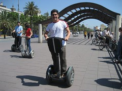 vehicle(1.0), segway(1.0), land vehicle(1.0), bicycle(1.0),