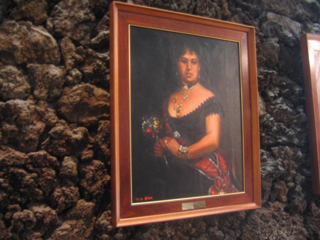 Queen Emma, King Kamehameha's Kona Beach Hotel