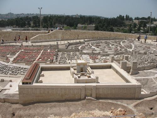 Temple Mount (Jerusalem model)_1357