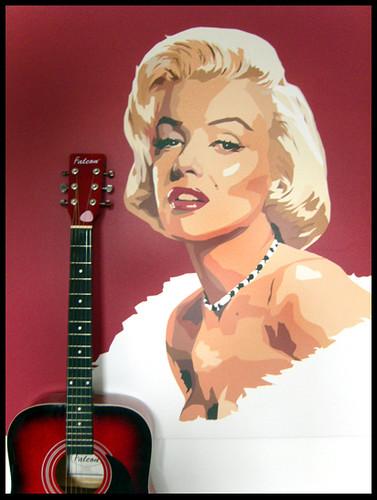 Marilyn's Guitar