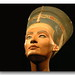 2005_0224_130944ab Queen Nefertiti, Wife of Pharaoh Akhenaten, now in the Neues Museum, Berlin.